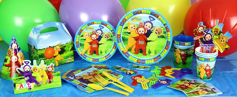 Teletubbies Party Supplies