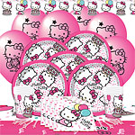 Hello Kitty Party Pack - Delux