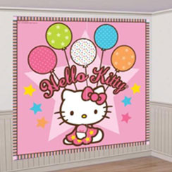 Hello Kitty Scene Setter Add-On