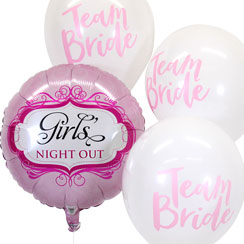 Hen Party Decorations & Balloons