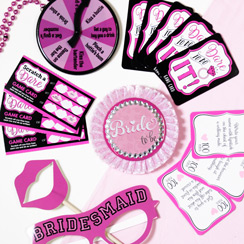 Hen Party Games & Badges