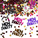 Hen Party Confetti Bag
