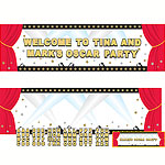 Hollywood Banner - 1.65m Giant Sign Banner