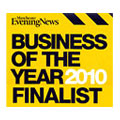 MEN Business of the Year Award 2010