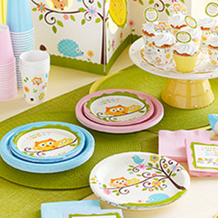 Baby Partyware