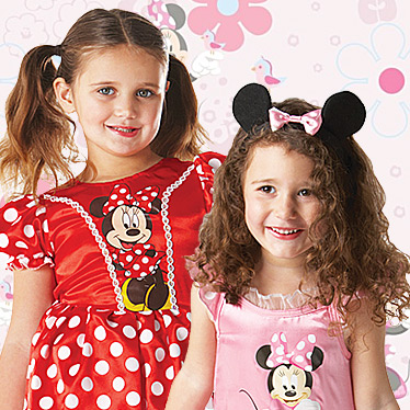 Minnie Fancy Dress