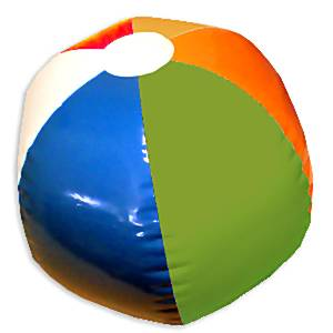 Inflatables Beach Ball - 40cm