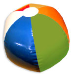 Beach Ball - 40cm Fancy Dress