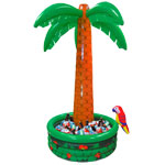 Inflatable Palm Tree Drinks Cooler - 180cm