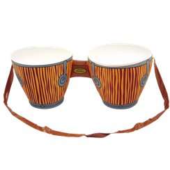 Inflatable Bongo Drums - 62cm