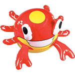 Crab Beach Ball - 22cm