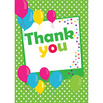 Thank you cards - Green Spot - Medium