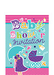Baby Shower Invitation  Cards - Small