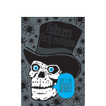 Halloween Skull Invitations - Small