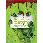 Halloween Invitation - Medium