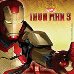 Iron Man Napkins - 2ply Paper