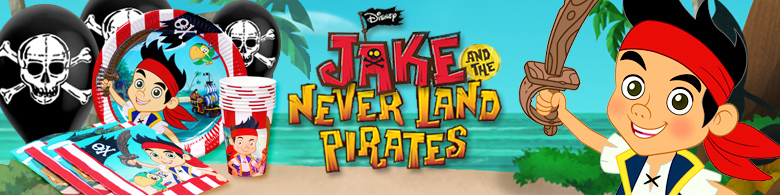 Jake And The Never Land Pirates Party Woodies Party