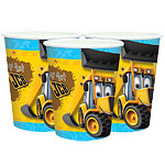 JCB Party Paper Cups 266ml