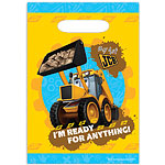 JCB Party Bags - Plastic Loot Bags