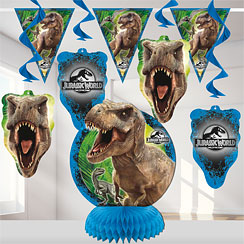 Jurassic World Room Decorating Kit
