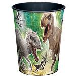 Jurassic World Plastic Gift Cup