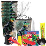 Lego Ninjago Gift Cup Kit  for 6