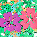 Luau Flowers Table/Invite Confetti