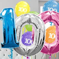 100th Birthday Party Themes Ideas
