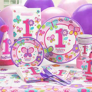 1st Birthday Party Supplies Party Delights
