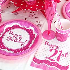 21st Perfectly Pink