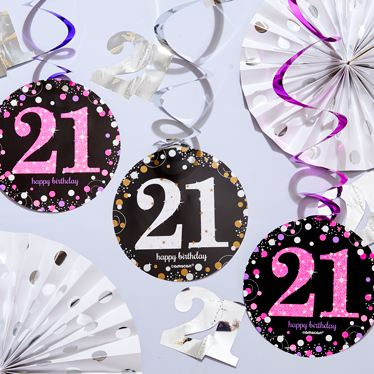 21st Birthday Party Themes Ideas
