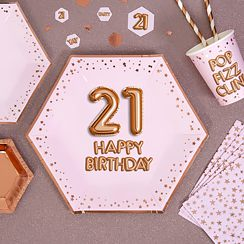 21st birthday party themes ideas party supplies party delights