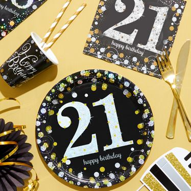 21st Birthday Party Themes Ideas Party Supplies Party