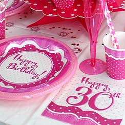 30th Perfectly Pink