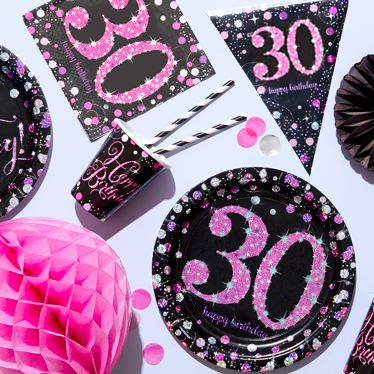 30th Birthday Party Themes Ideas