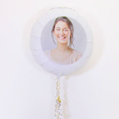 Personalised Balloons