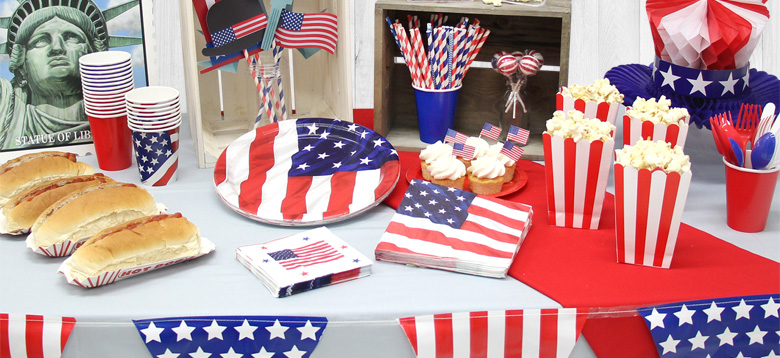 USA Party Supplies