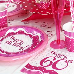 60th Perfectly Pink