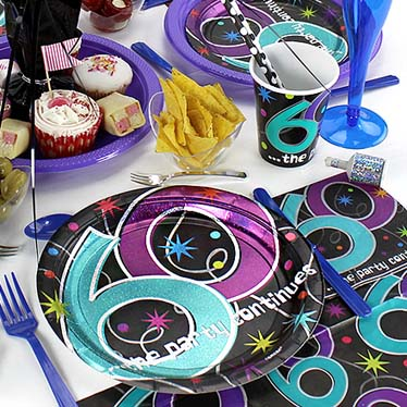 60th Party Themes