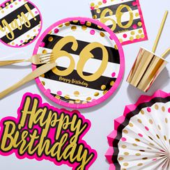 60th Birthday Party Themes Ideas