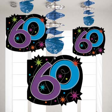 60th Birthday Party Themes Ideas Party Supplies Party Delights