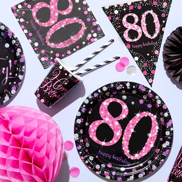 80th Birthday Party Themes Ideas