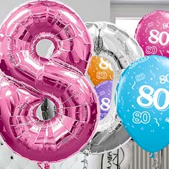 80th Birthday Party Themes Ideas Party Supplies Party Delights