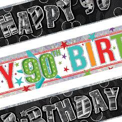90th Birthday Party Themes Ideas