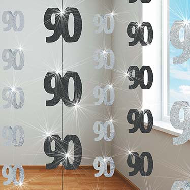 90th Birthday Party Themes Ideas