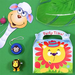 Animal Party Bags & Fillers