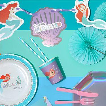 6edff739968a Mermaid Party Supplies