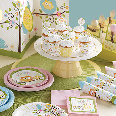 Baby Arrival Party Supplies