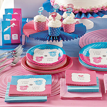 Baby Reveal Party Supplies