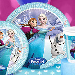 Disney Frozen Ice Skating Party